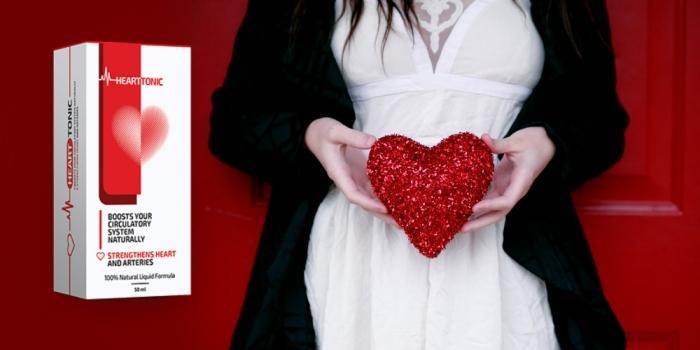 Încercați Heart Tonic, care conține numai ingrediente naturale
