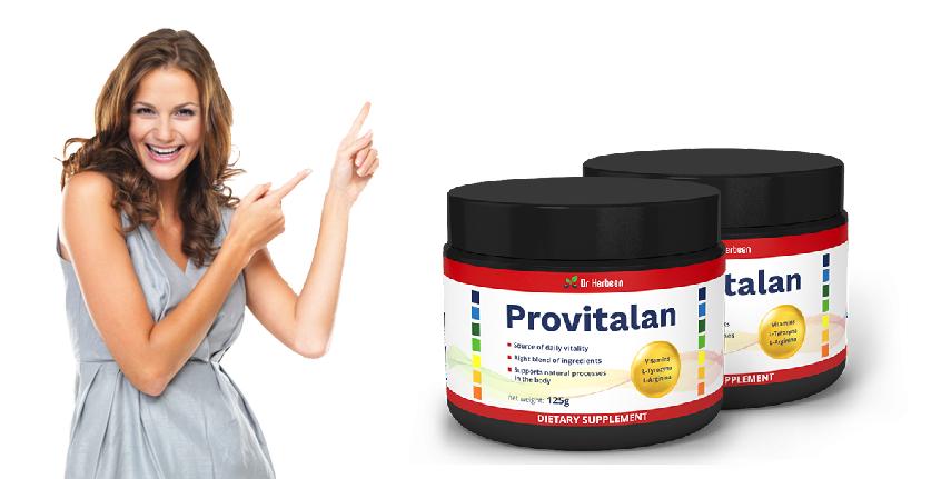 Încercați Provitalan, asigurați-vă că eficiența