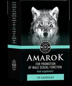 Ce este Amarok? Senzații mai lungi și mai puternice în timpul actului sexual.