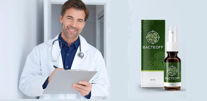 Care este BacteOff spray pretul? Puteți cumpăra la farmacie?