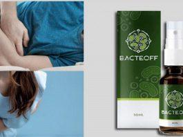 BacteOff spray - opinii, unde să cumpărați, farmacie, efecte, forum