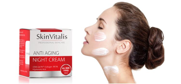 Cum funcționează SkinVitalis? Efectele utilizării.