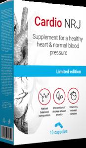 Ce-i asta Cardio NRJ? Acțiune și efecte secundare.